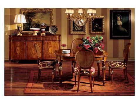 tavoli classici di lusso tavolo classico di lusso in legno per sala da pranzo