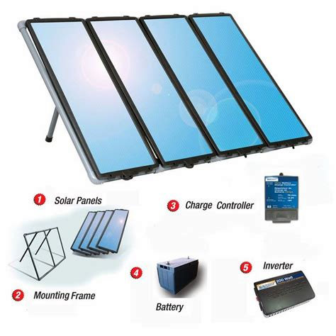 solar power system home solar system components pics about space