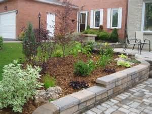 retaining walls pillars natural stone landscaping