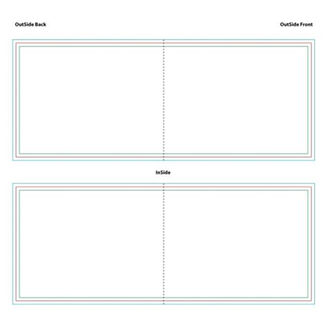 note card templates 4 25x5 5 4x6 and 5x7