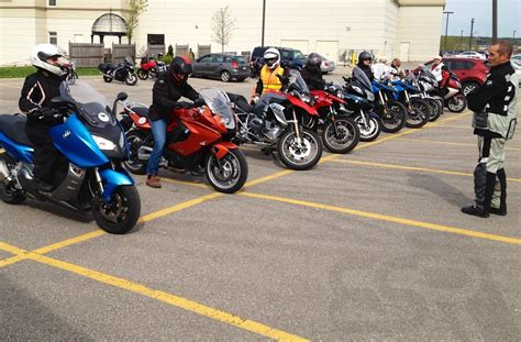 Bmw Motorrad Toronto by Highlights Of The Only Bmw Motorrad Ride Outside Of
