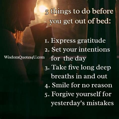 things to do before bed make someone appreciate your absence wisdom quotes
