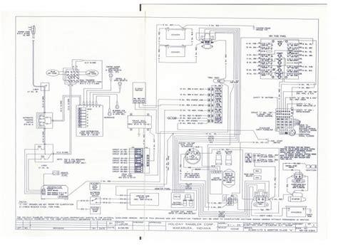 freightliner motorhome wiring diagram wiring diagram