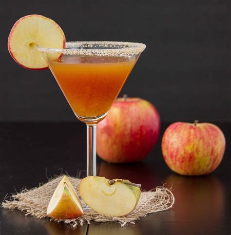 apple martini with apple pie martini i m bored let s go