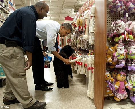 puppy stores in va when the s away obama goes shopping at petsmart and best buy daily