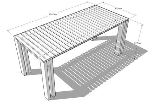 Delightful Construire Table De Jardin Avec Palette #9: 7270549-11174413.jpg?v=1418718447