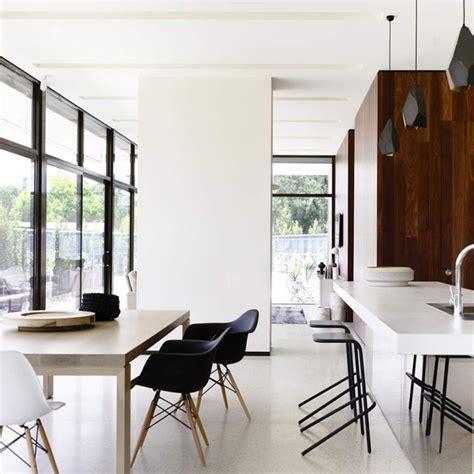 Doherty Design Studio cuisine am 233 ricaine ouverte sur salle 224 manger marie