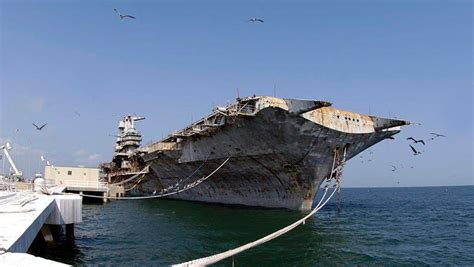 sw man jet boat abandoned warships 10 decaying aircraft carriers