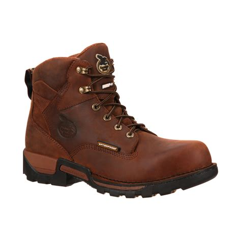Boot One eagle one composite toe waterproof work boot gbot067