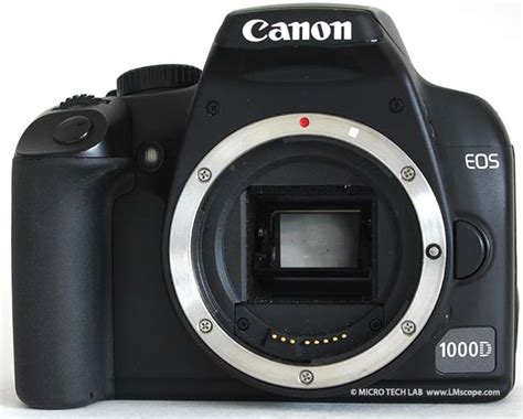 Canon Eos 1000d almost a classic canon eos 1000d
