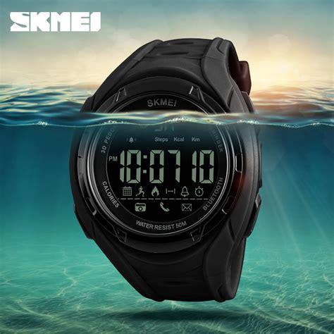 Skmei Jam Tangan Olahraga Smartwatch Bluetooth 1303 skmei jam tangan olahraga smartwatch bluetooth 1316 black jakartanotebook
