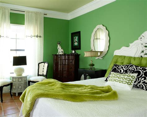 lime green room dipped in lime monochromatic rooms