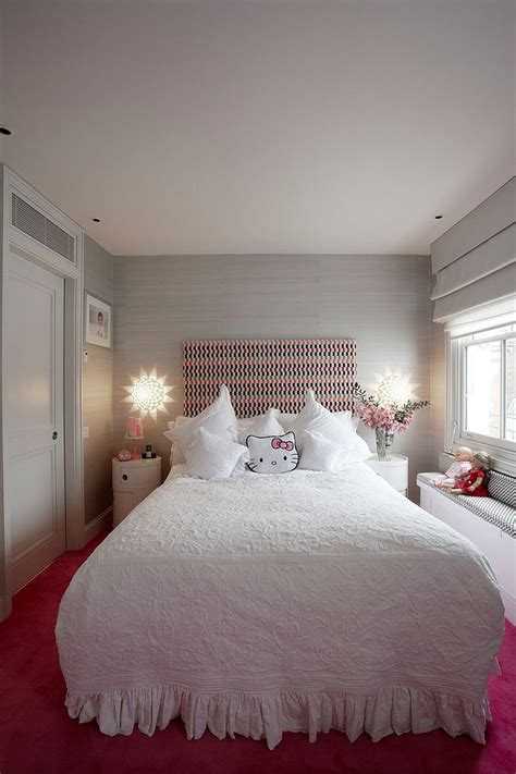 15 Hello Kitty Bedrooms That Delight And Wow Hello Bedroom Designs