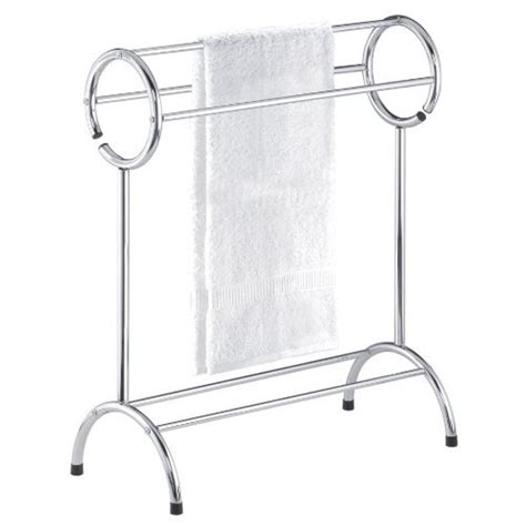 bathroom towel racks free standing free standing bathroom towel rack chrome in free