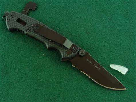 gerber ems knife vg gerber us pat hinderer cls ems tactical survival pocket