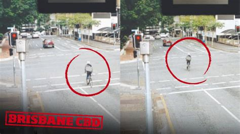 how to know if red light camera caught you cameras catch cyclists running red light gauntlet but