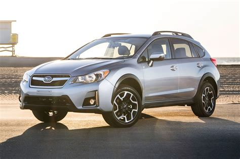 subaru crosstrek 2017 white 2017 subaru crosstrek pricing for sale edmunds