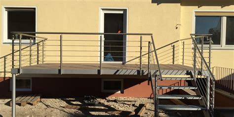 edelstahlgeländer terrasse balkone balkon 49 1