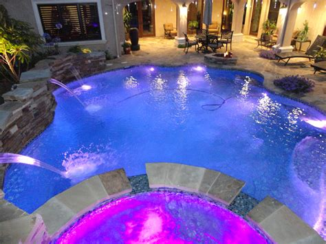 Pools Patios And Spas by Entertainment Pool And Spa Patio Gemini 2 Landscape