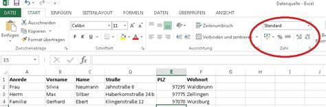 Adressaufkleber Aus Excel Datei Erstellen by Atemberaubend Adressaufkleber Vorlage Excel Galerie