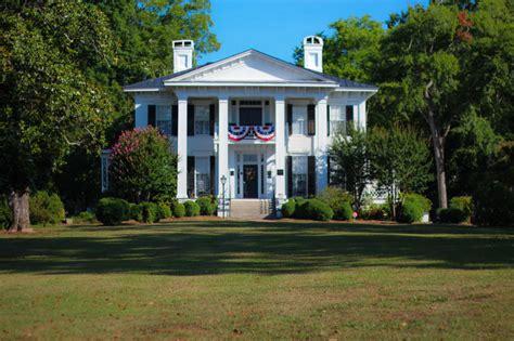 Stark Mansion | the burt stark mansion in abbeville south carolina