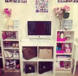 Craft Room Organization On A Budget - desk decor diy