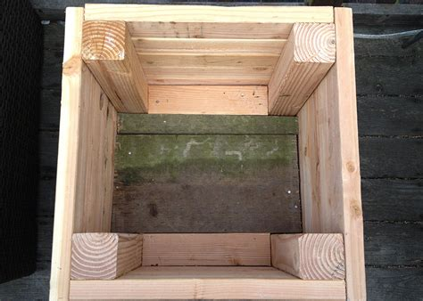 what to put in bottom of planter for drainage diy self watering planter nathaniel eck