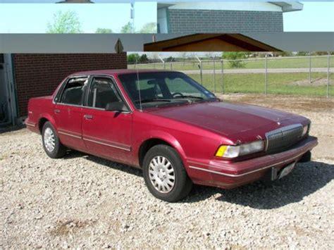 how do i learn about cars 1993 buick skylark interior lighting buy new 1993 buick century custom sedan 4 door 2 2l in caddo mills texas united states