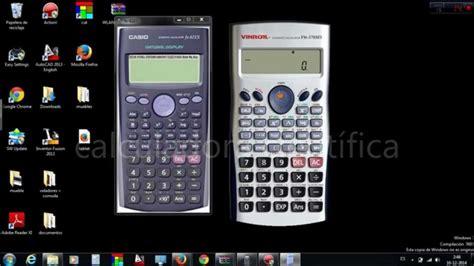 Casio Fx570ms T1310 3 descarga de calculadora cientifica scientific calculator
