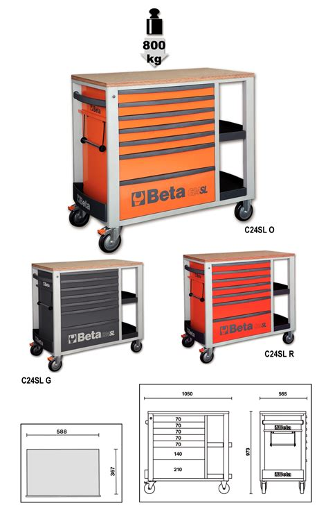 cassettiere per utensili piana cassettiera con assortimento di utensili utensili