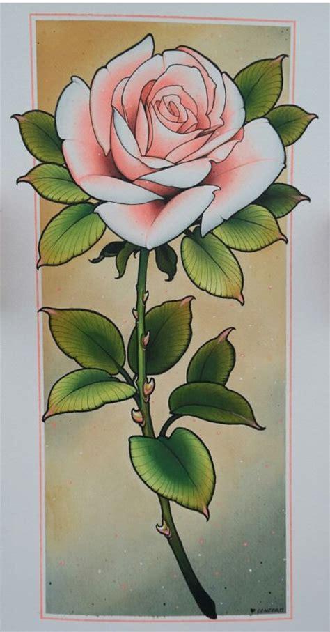 new school rose tattoo design tattoo new school dise 241 o ideas pinterest tattoo