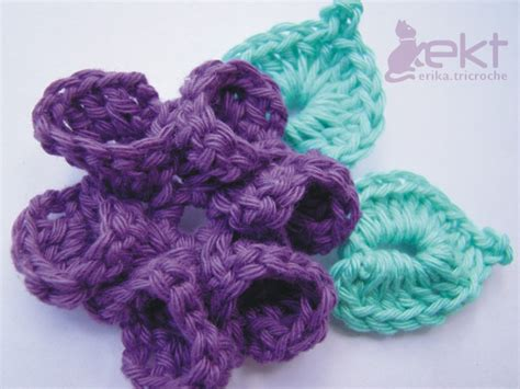 flower pattern of crochet crochet flower pattern knitting gallery