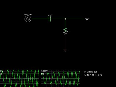 high pass filter circuit high pass filter rc b2b electronic components