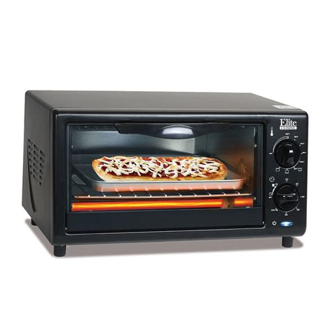 Toaster Oven With 4 Slice Toaster On Top 4 Slice Toaster Oven Broiler Eka 9210xb