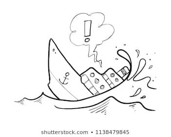 boat sinking drawing sinking ship images stock photos vectors shutterstock