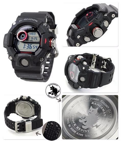 rel 243 gio casio g shock rangeman gw 9400 1dr original r 1
