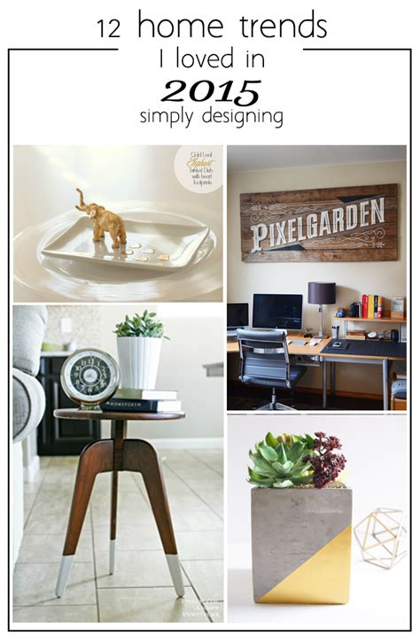 12 trends i loved in 2015 creative home