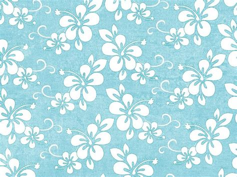 background design on paper art paper patterns white flowers in blue background 3