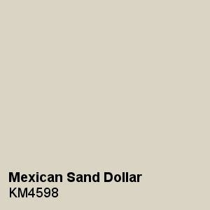 p 3 paints quot mexican sand dollar quot km4598 springs option 3