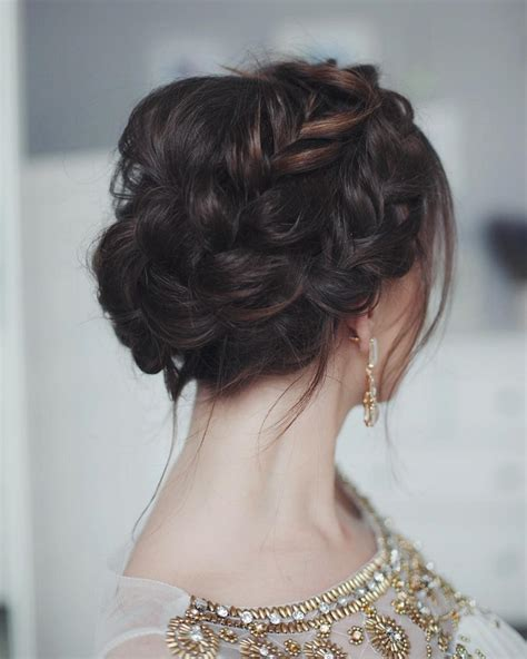 Wedding Updos Braids by Wedding Updos With Braids Modern Take On Braids