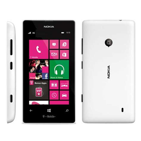 nokia cell phones t mobile nokia lumia 521 used windows phone 8 for t mobile cheap