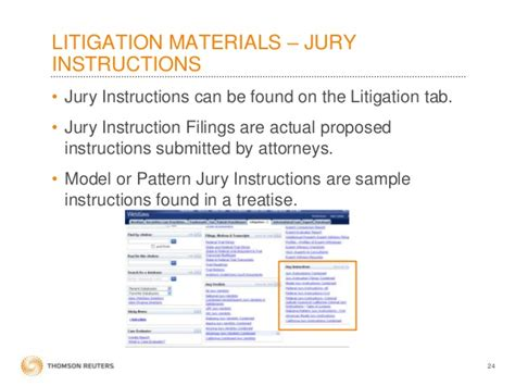 pattern jury instructions by state westlaw for the practitioner complete show2