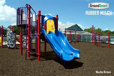Rubber Mulch For Playground Calculator by Ada Rubber Playground Mulch 20lb Bag Pro Playgrounds