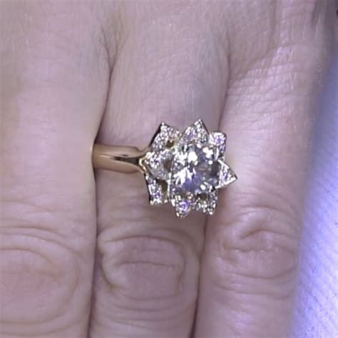 gold engagement rings top 5 for diamonds