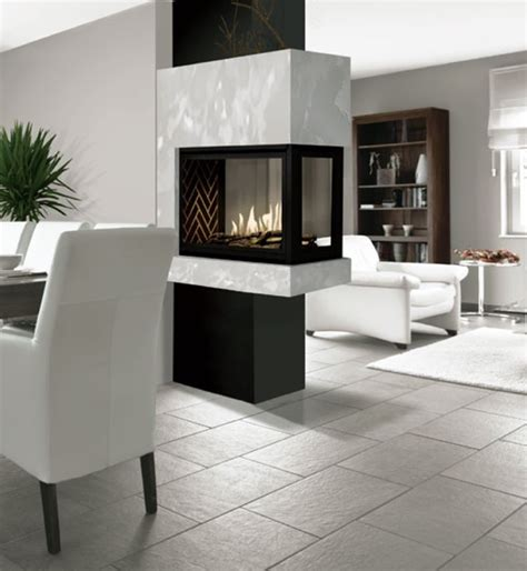 3 sided gas fireplace j a roby mistral peninsula direct vent by obadiah s