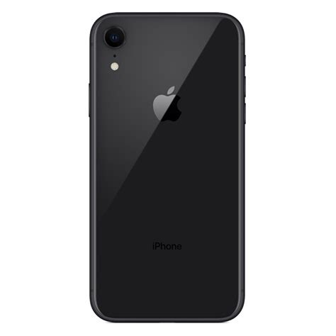 apple 128gb black iphone xr cellular phone iphonexr 128gbbk