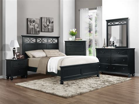 King Bedroom Sets Dallas by Homelegance Sanibel Black King 5pc Bedroom Set Dallas Tx