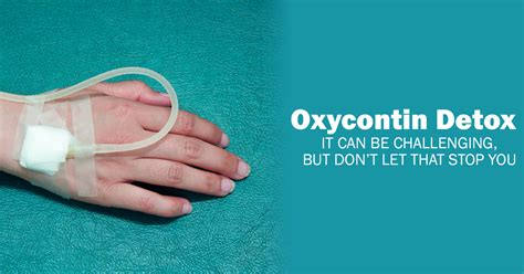 Can You Detox From Oxycodone At Home by Can I Detox From Oxycodone At Home And