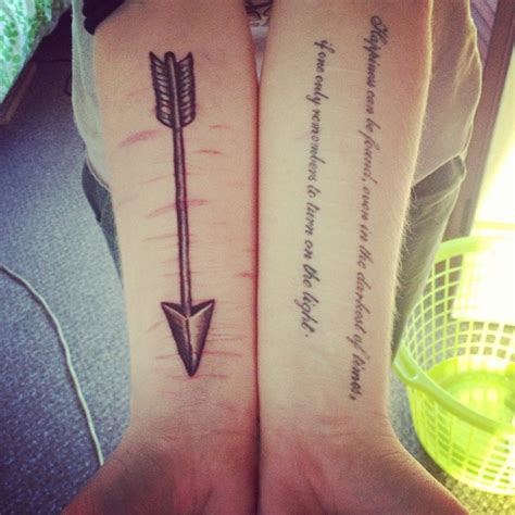 arrow tattoo on forearm 55 arrow tattoos