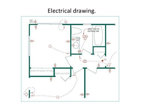 building wiring diagram with symbols pdf diagram pdf